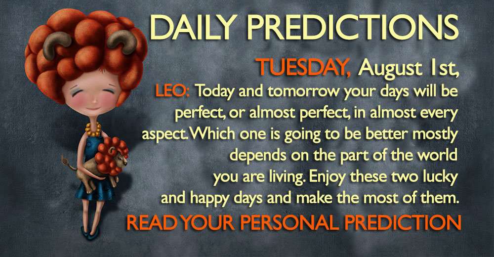 daily predictions astrology