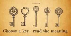 choose a key