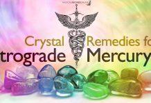 crystals for retrograde mercury