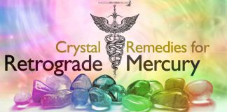 crystals for retrograde mercury