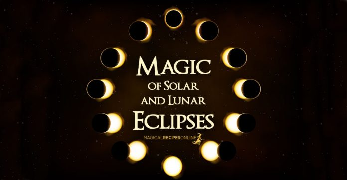 Magic of Lunar and Solar Eclipses