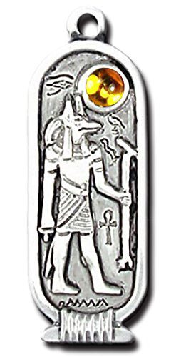 Get the Anubis Zodiac Egyptian Charm to amplify your Magic