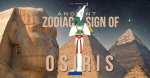 osiris zodiac sign