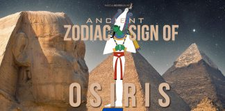 osiris zodiac sign
