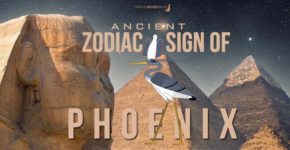 Phoenix Zodiac Sign