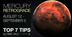 Mercury in Retrograde: My Top 7 Tips