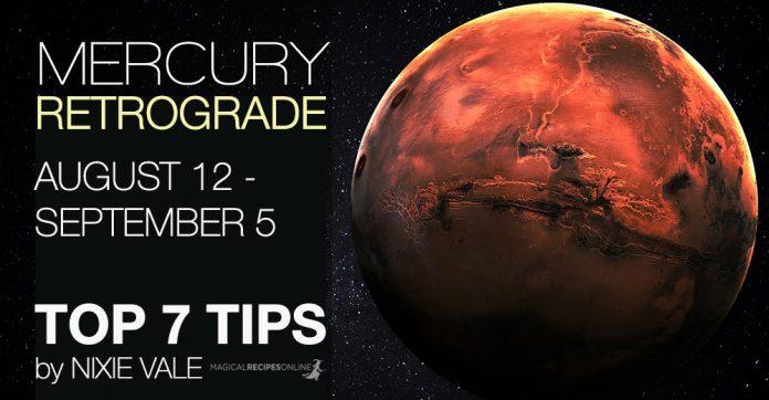 retrograde mercury