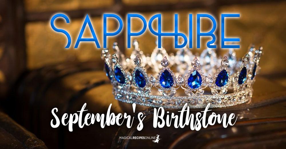 Sapphire, September's Birthstone - Revised