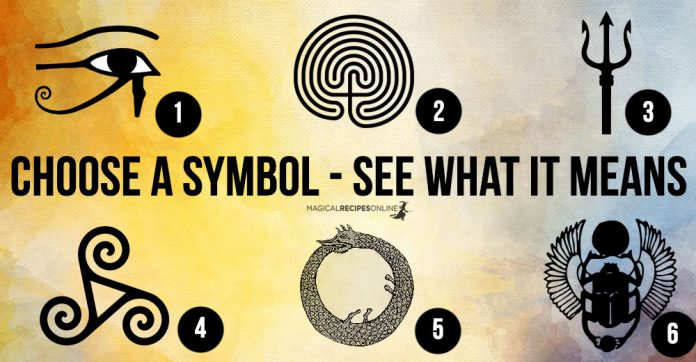 Choose a Symbol - see what it means