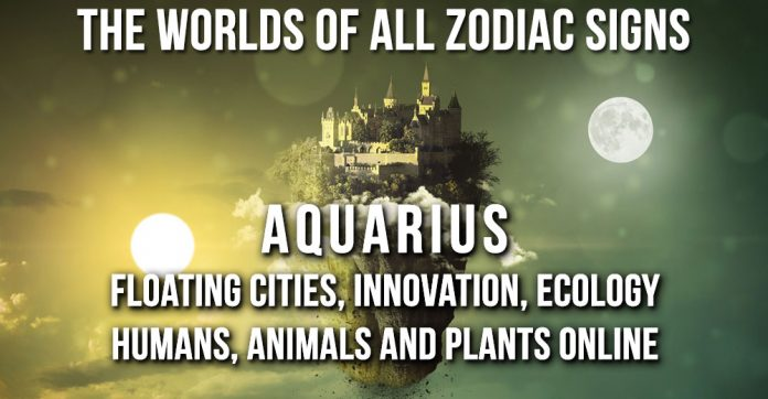 Parallel Worlds Solely inhabited by one Zodiac Sign