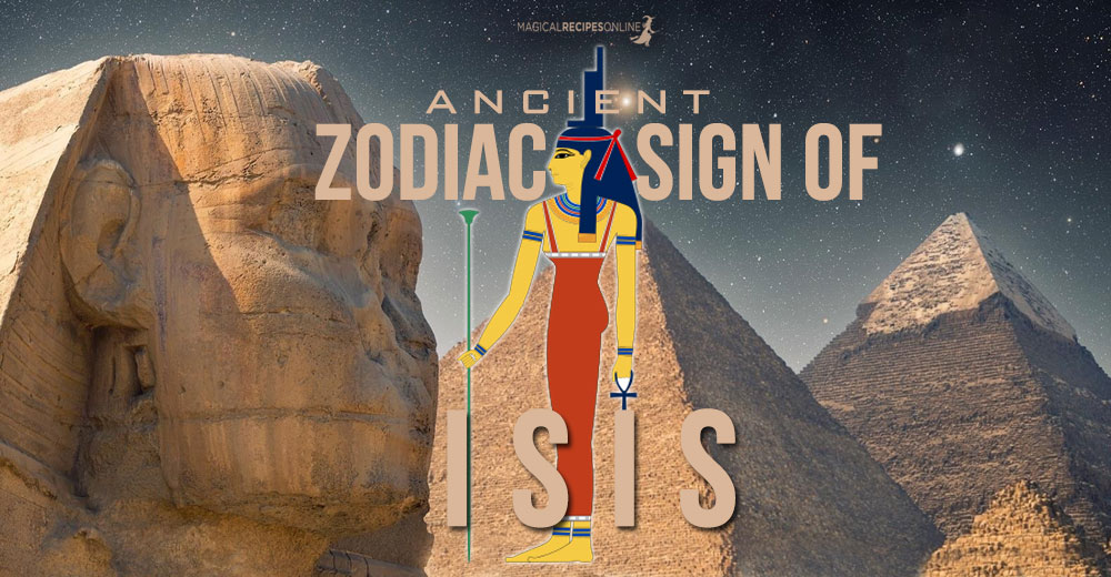 Isis Zodiac Sign