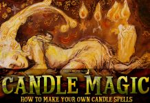 Candle Magic 101 - how to make a simple spell with candles