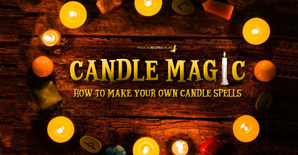 Candle Magic 101 - make a simple spell with candles NOW