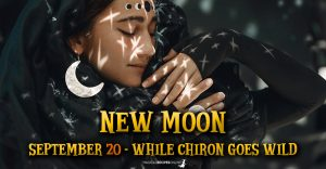 Predictions: New Moon in Virgo and Chiron's activity