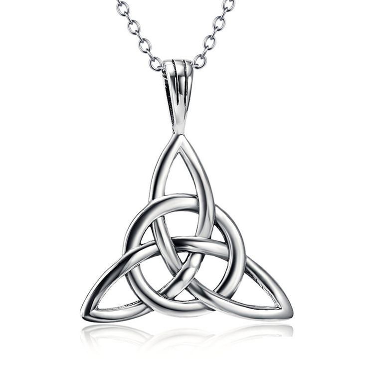 get the Silver Triquetra Charm to Wake up your Magic