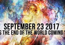 Will the World end in September 23 2017?