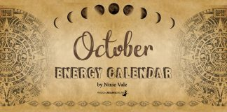 October Energy Calendar