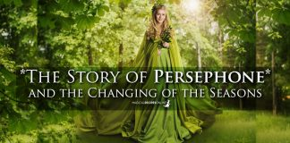 The Story of Persephone and the Changing of the Seasons