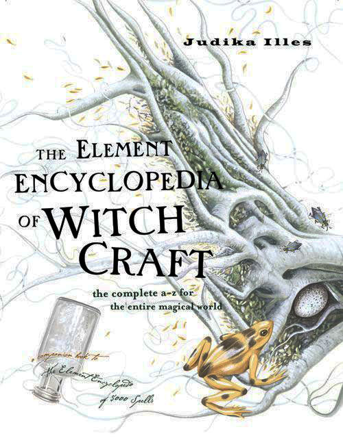 Encyclopaedia of Witchcraft Judika Illes  - get it here