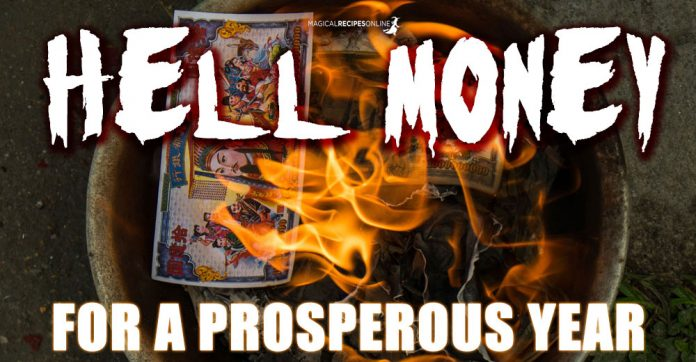 Hell Money for a Prosperous Year