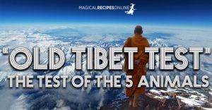 Old Tibet Test