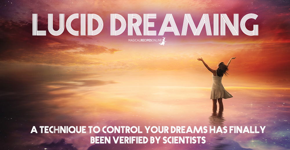 Technique To Control Your Dreams Verified by Science