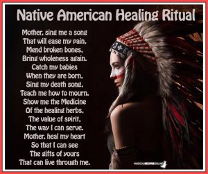 Native American Healing Prayer