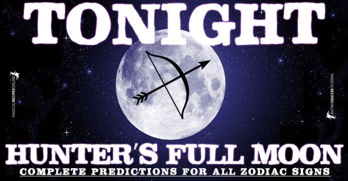 Predictions for Hunter Full Moon - Part 2