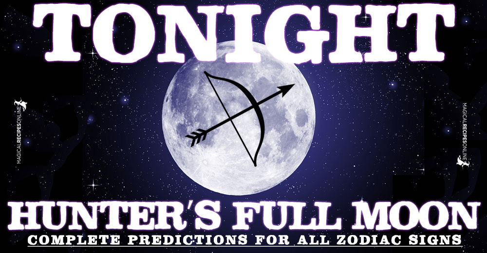 Predictions for Hunter Full Moon - Part 2