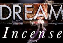 Dream Incense – Magical Recipe
