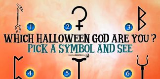 Which Halloween God - Goddess are you?