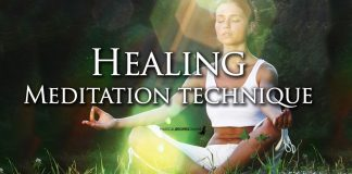 A Healing Meditation technique