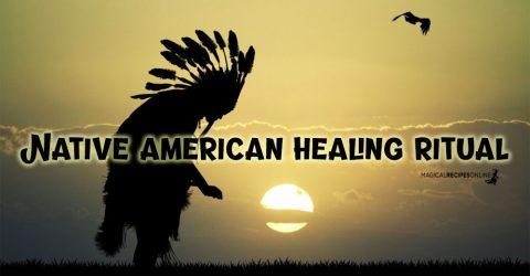 Native American Healing Ritual