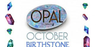Opal, October Birthstone