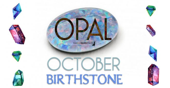 Opal, October Birthstone
