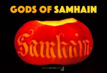 Samhain Gods and Goddesses