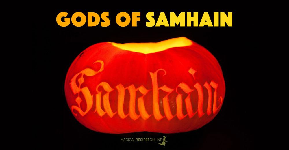 Samhain Gods and Goddesses