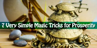 7 Very Simple Magic Tricks for Prosperity