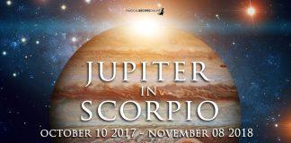 Jupiter in Scorpio - A new era has started!