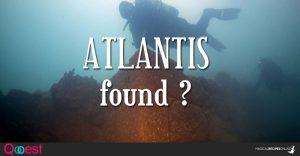 Atlantis found?