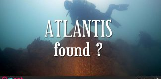 Atlantis found?