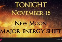 Predictions: New Moon in Scorpio – November 18