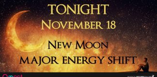 Predictions: New Moon in Scorpio – November 18