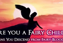 Are you a Fairy Child?