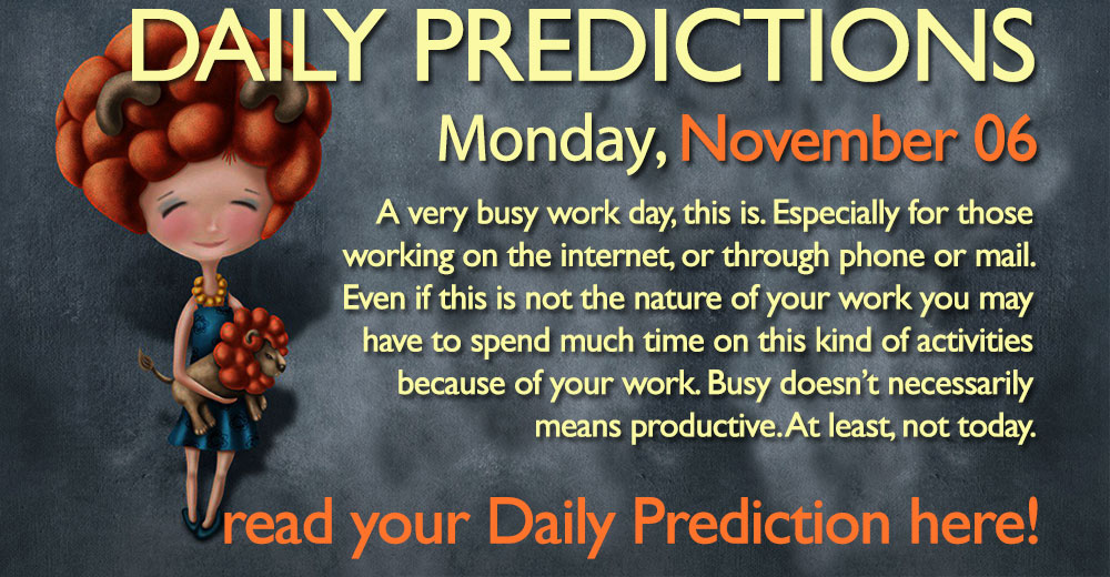 Daily PRedictions