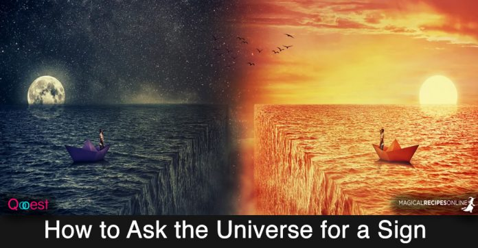 How to Ask the Universe for a Sign - Guide