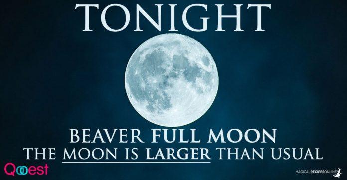 Predictions: Full Moon in Taurus, November 3-4