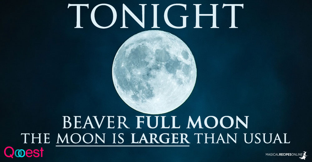 Predictions: Full Moon in Taurus, November 3-4