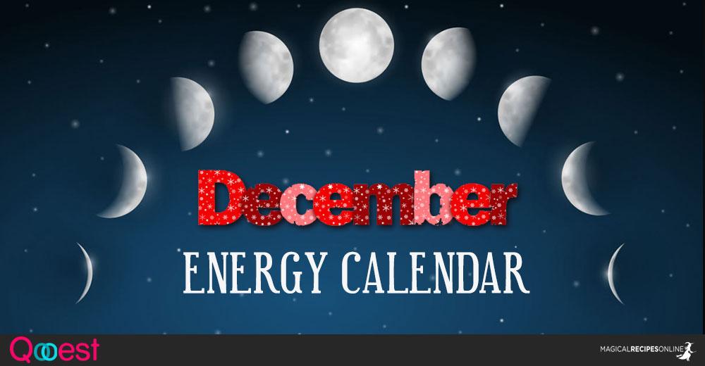 December Energy Calendar