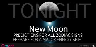 New Moon In Sagittarius - Zodiac Predictions